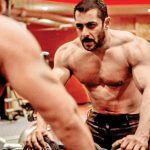 Salman Khan Body in Sultan