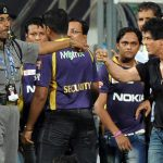 Shahrukh Khan wankhede stadium fight