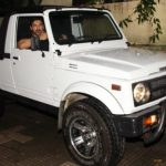 John-Abraham-In-His-Car-Maruti-Suzuki-Gypsy