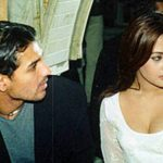John Abraham and Riya Sen