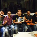 Ashish-Chanchlani-celebrate-his-YouTube-Success
