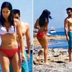 Katrina-Kaif-in-bikini-with-Ranbir-Kapoor