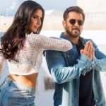 Katrina Kaif with Salman Khan