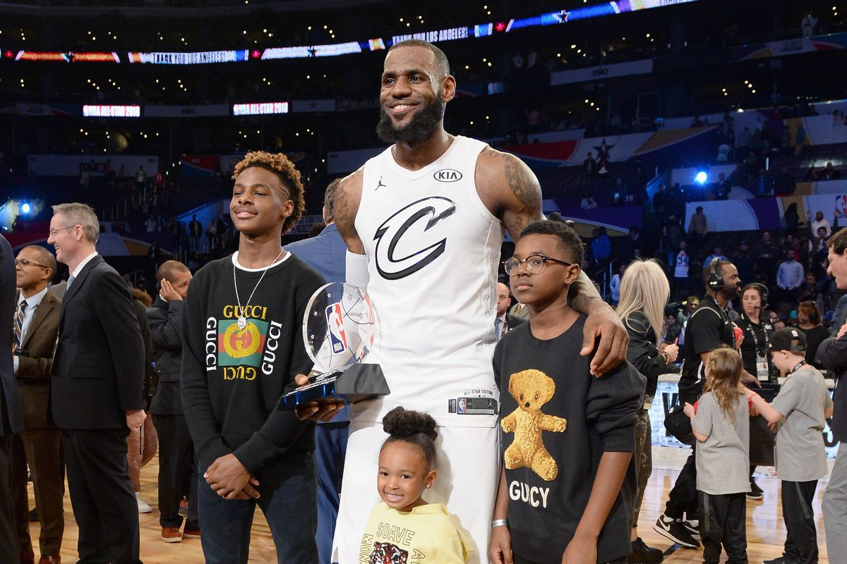 LeBron James Age, Height, Stats, Girlfriends, Wiki ...