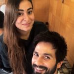 Muskan-Chanchlani-with-Shahid-Kapoor