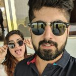 Muskan-Chanchlani-with-her-Boyfriend