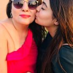 Muskan-Chanchlani-with-her-Mother