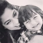 Pooja Dadlani with Shahrukh Khan son Abram