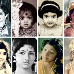 Sridevi Childhood Images