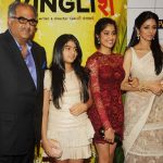 Sridevi Husband and daughters