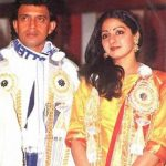Sridevi and Mithun Chakraborty wedding