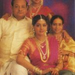 Sridevi Parents and Sister