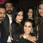 Anand-Ahuja-in-Sonam-Kapoors-family-function...