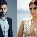 Anand Ahuja with Sonam Kapoor Hot
