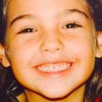 Gal Gadot Childhood Photo
