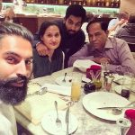 Parmish-Verma-Parents-and-Brother
