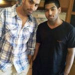 Parmish-verma-with-brother-Sukhan