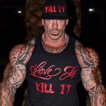 Rich-Piana-Tattoos