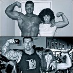 Rich-Piana-with-his-Mother