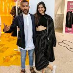 Anand Ahuja with Sonam Kapoor