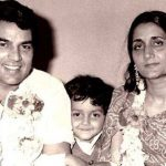 Dharmendra-with-first-wife-Parkash-Kaur