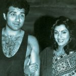 Dimple-Kapadia-with-Sunny-Deol