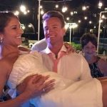 Brian-Hollins-with-his-wife-Carli-Lloyd-American-soccer-player