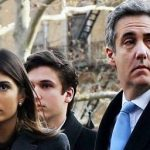 Samantha-Blake-Cohen-with-her-younger-brother-Jake-Cohen-and-father-Michael-Cohen