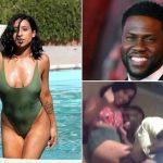 Montia Sabbag Age Height Wiki | Kevin Hart S*x partner Images